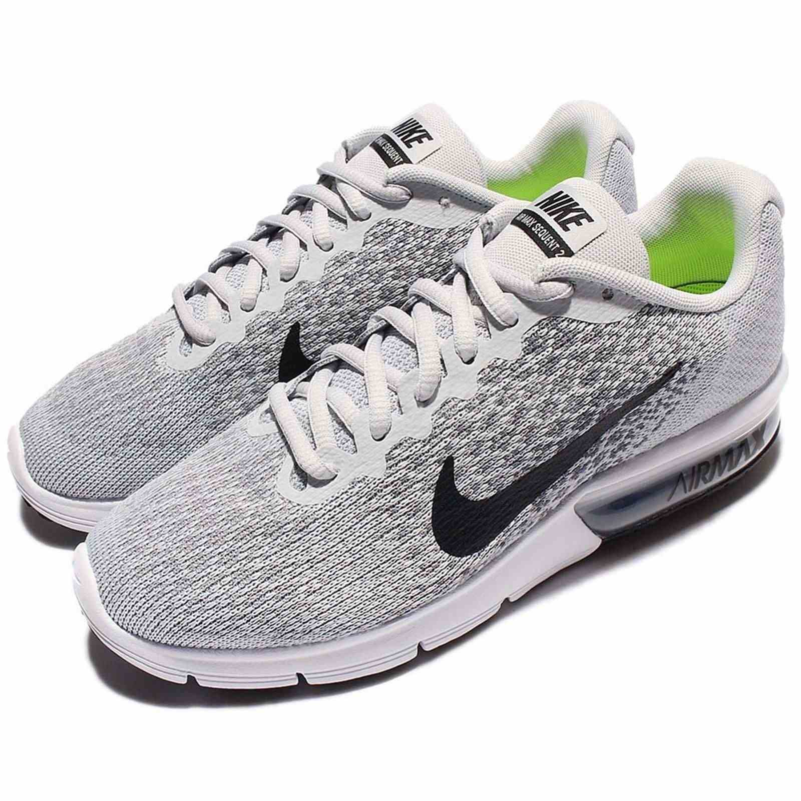 big sale d3f01 31ca4 NIKE Air Max Sequent 2 - Chaussures de running - gris