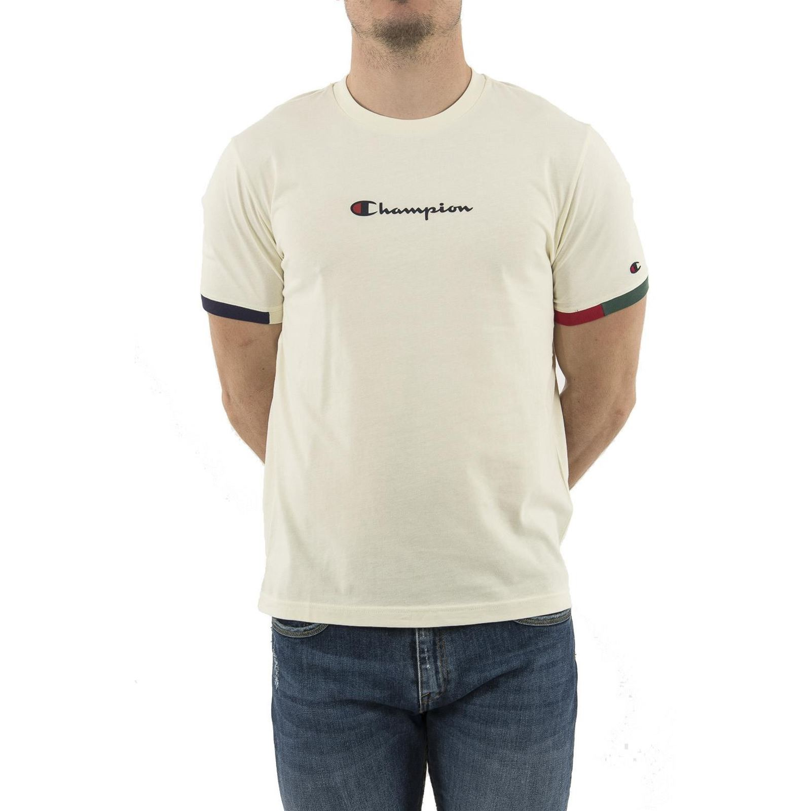 buying now cheap price low price sale T-shirt manches courtes - blanc