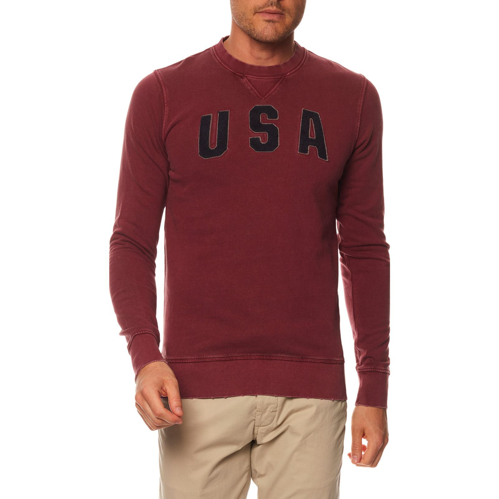 timeless design 31a46 127a3 Jack & Jones Jprscott - Felpa - bordeaux | BrandAlley