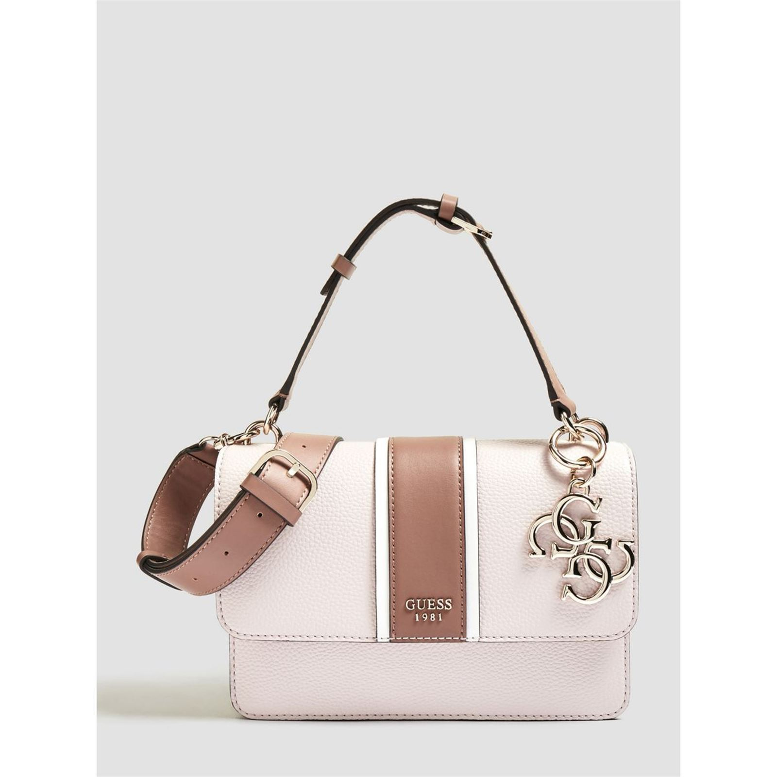 52062e732e Guess La hip - Sac à main - rose clair | BrandAlley