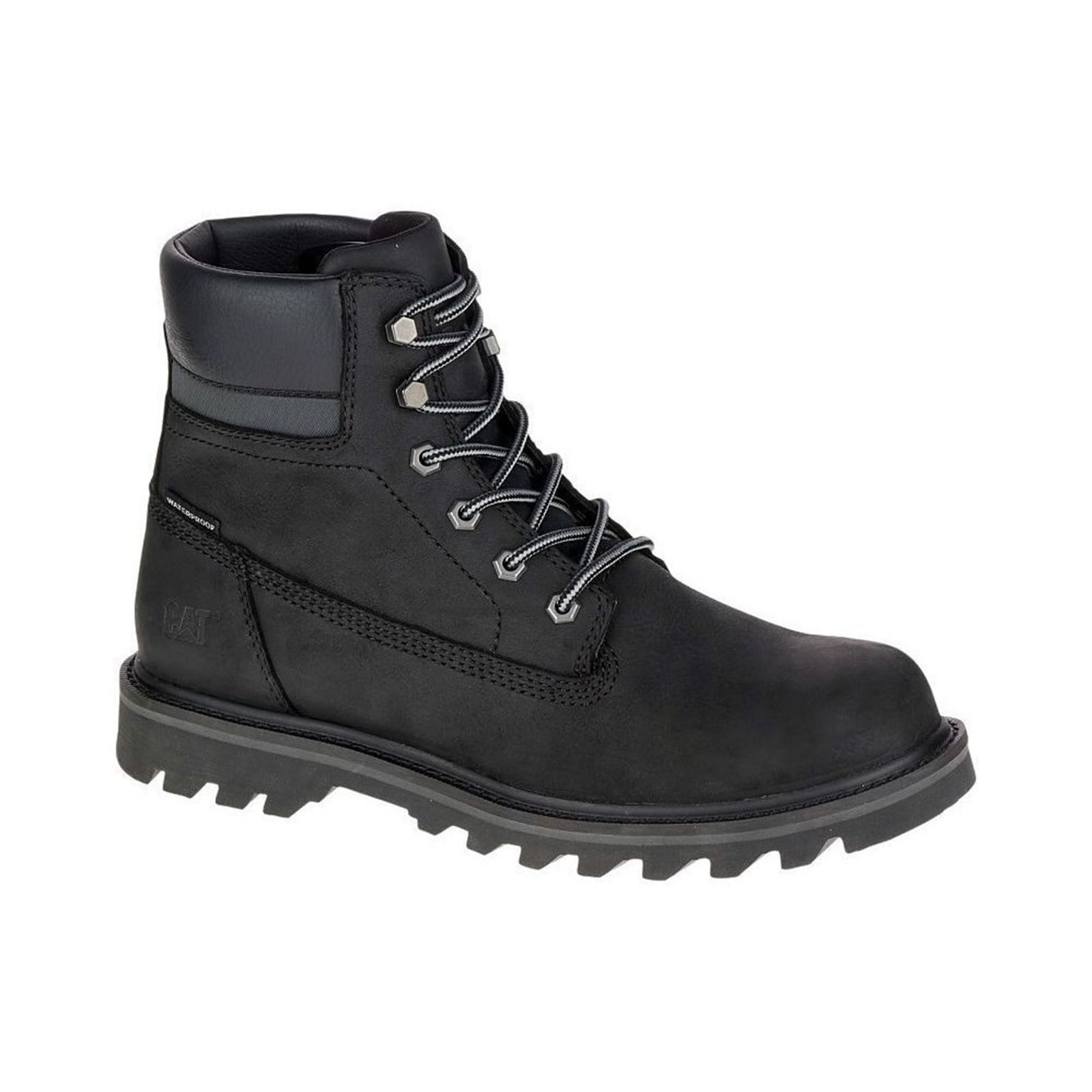 Bottines Cat Bottines Deplete Cat Cat Deplete Noir Noir Bottines Noir Deplete Deplete Bottines Cat 8wOXn0Pk