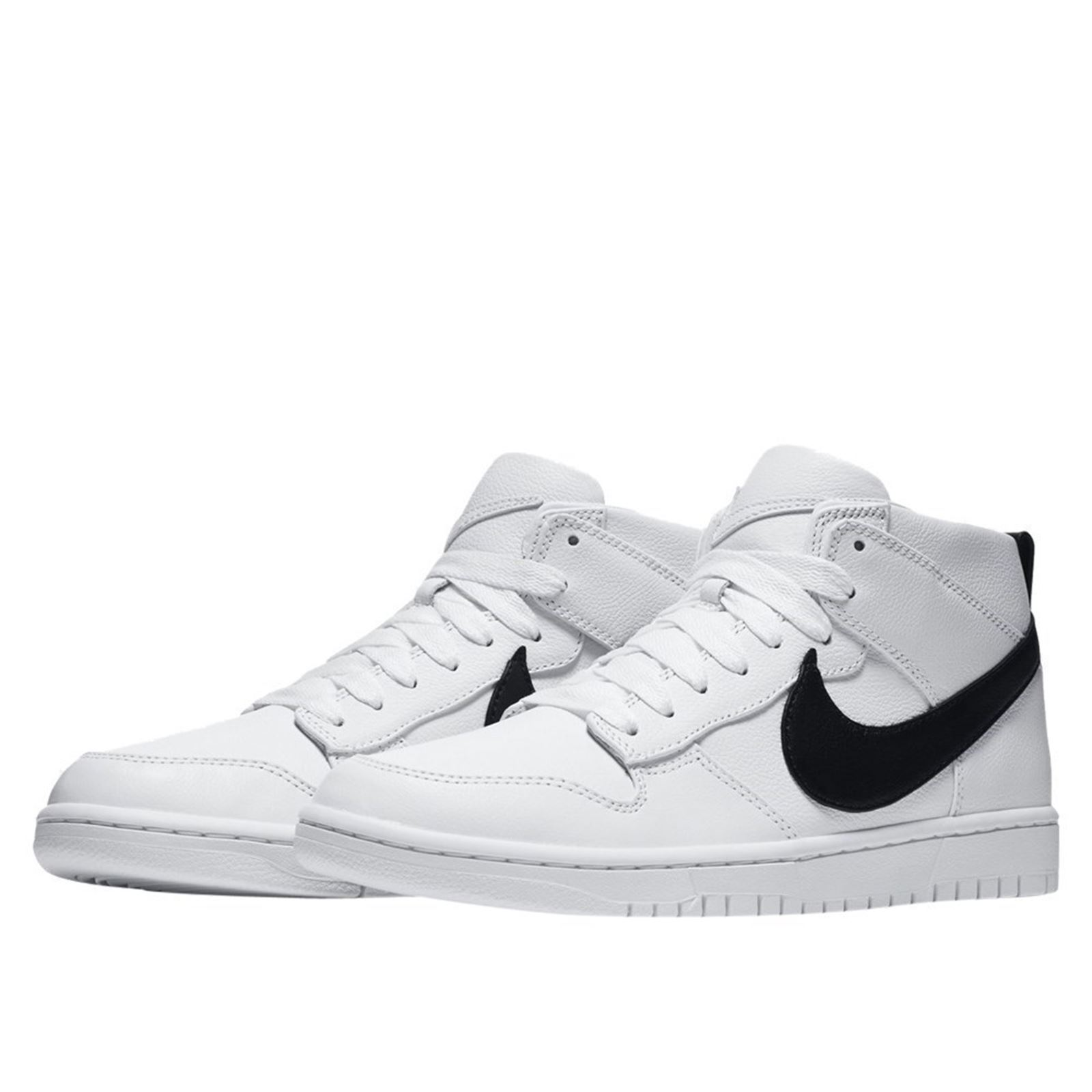 buy popular cce71 ce402 NIKE Dunk lux chukka rt - Baskets montantes - blanc