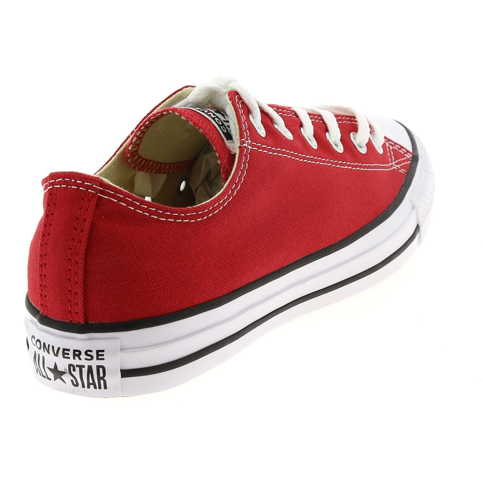 f0c2fdd1a55c7 Converse All - All star - Baskets basses - rouge
