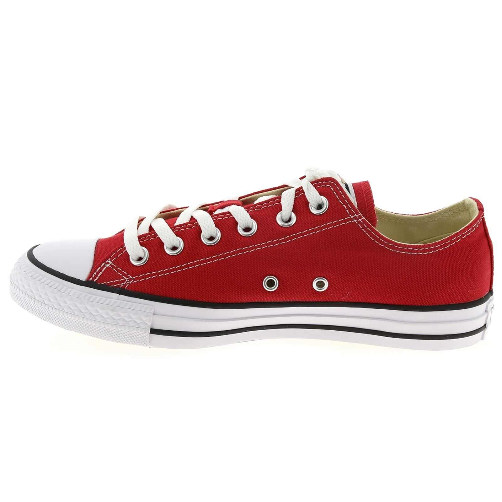 52d8dc87eb03c Converse All - All star - Baskets basses - rouge