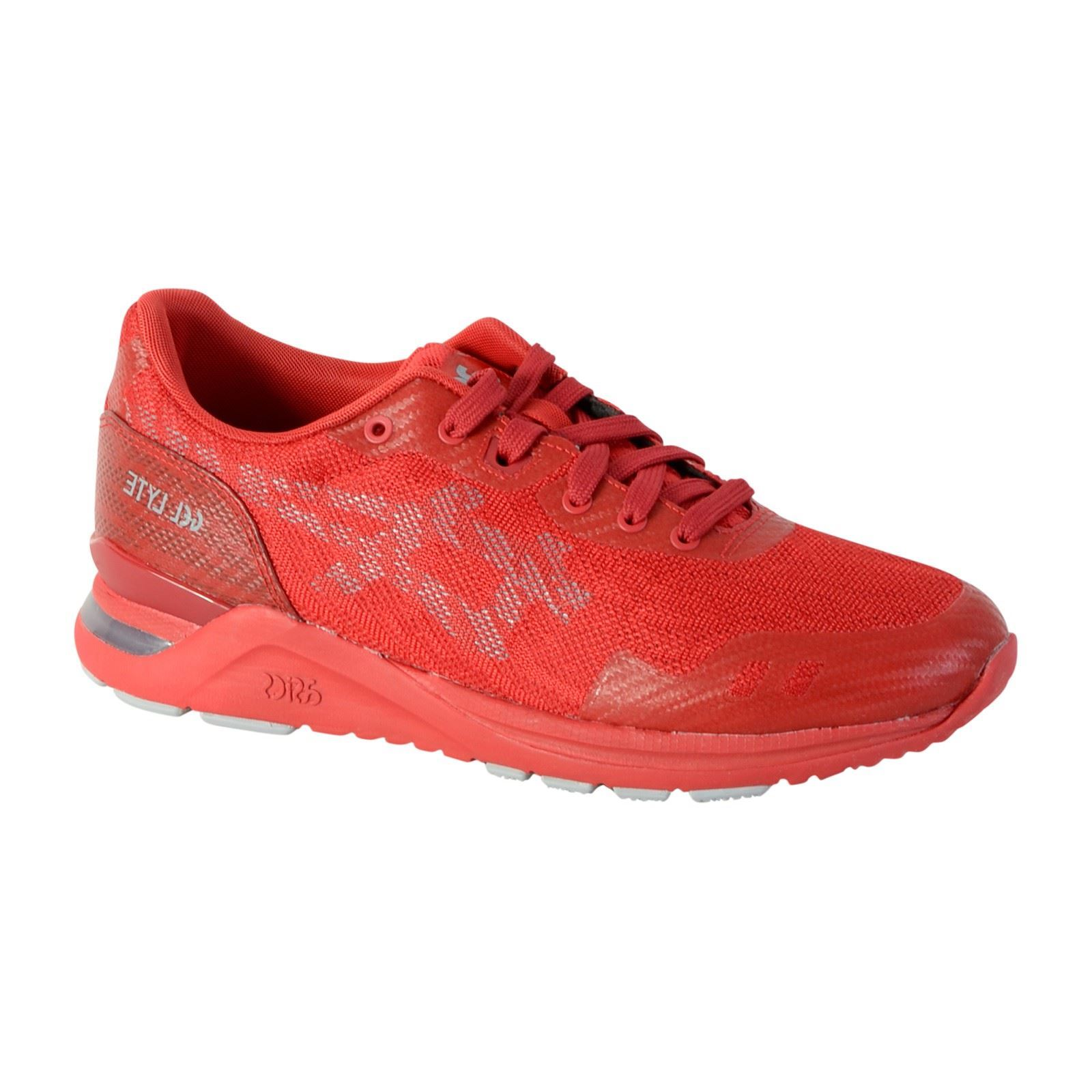 design intemporel 0d8ea bc890 Gel-lyte evo nt - Baskets montantes - rouge