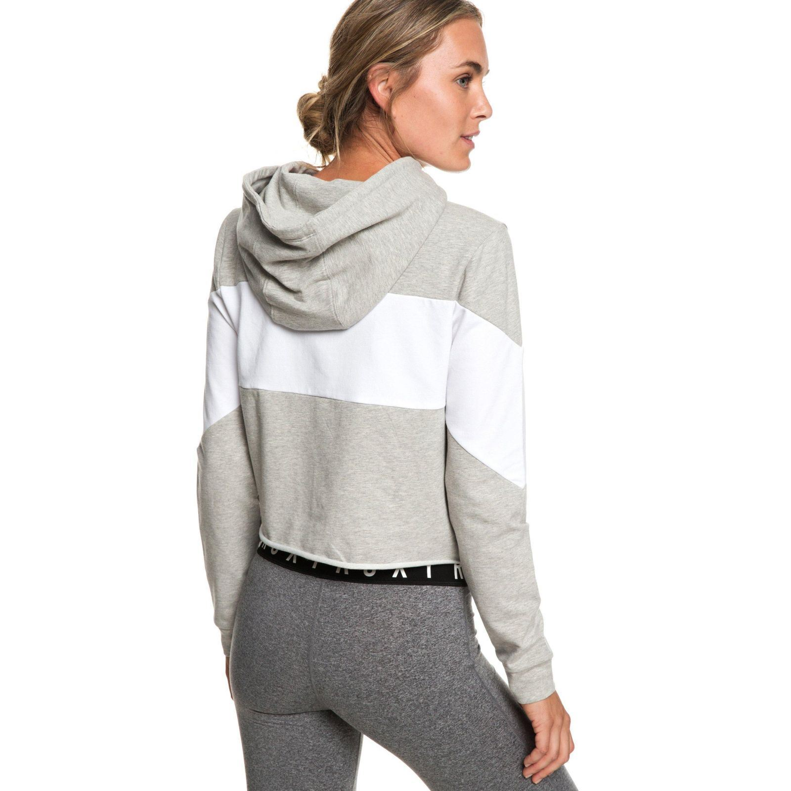 c38b53d471 Roxy Endless party - Sweat à capuche - gris | BrandAlley