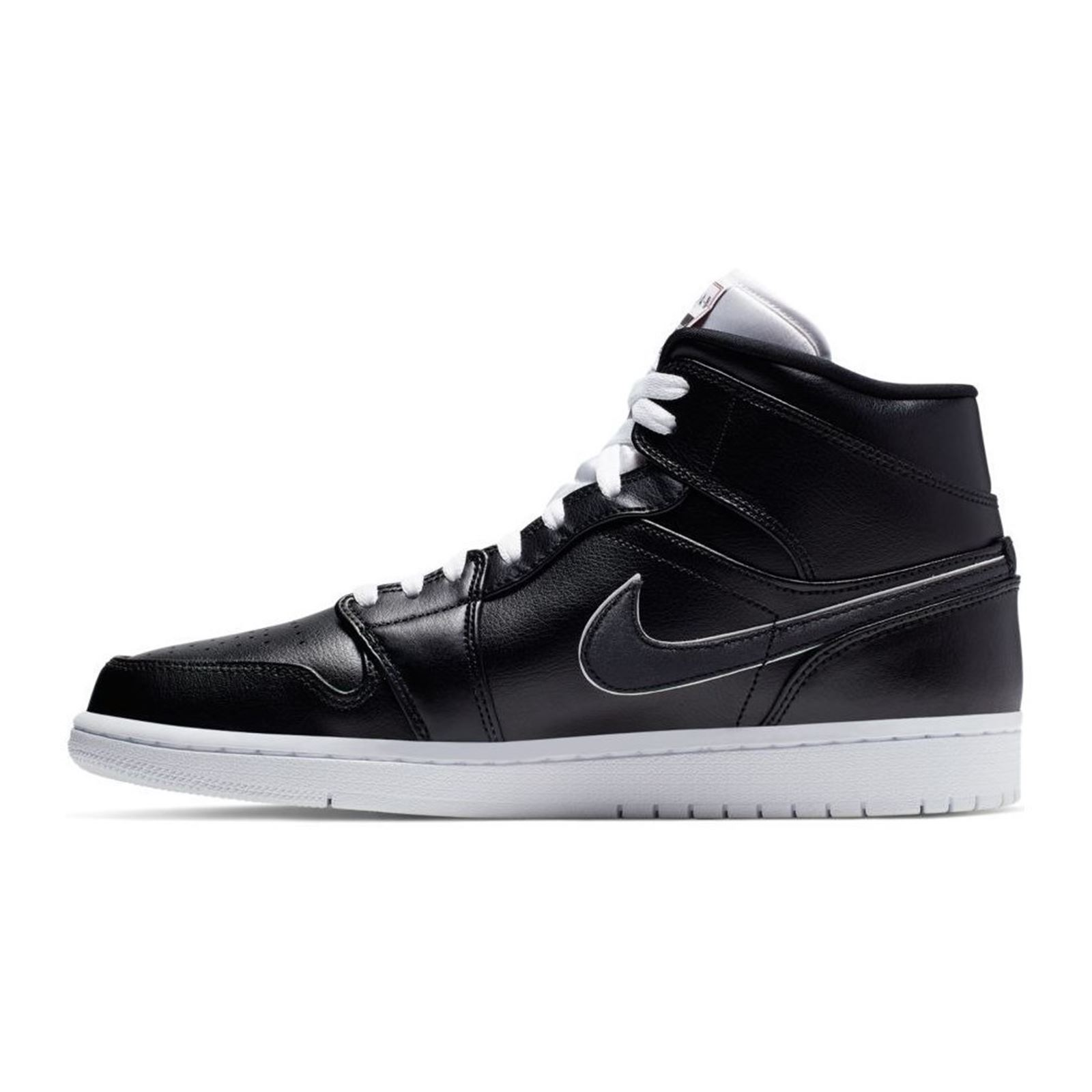 plus de photos 985a2 c60f3 Nike air jordan 1 mid se - Baskets montantes - Noir