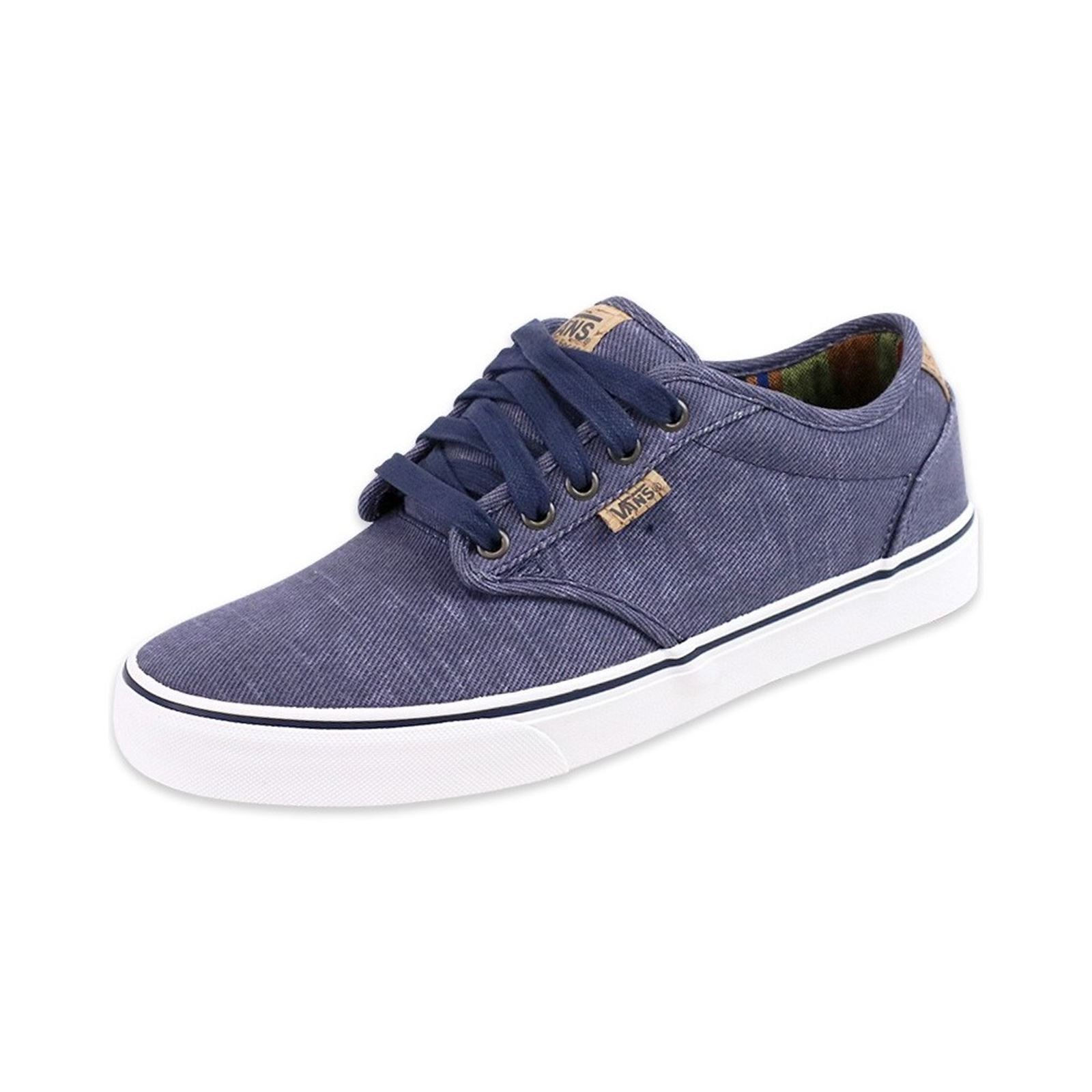 vans atwood baskets gris