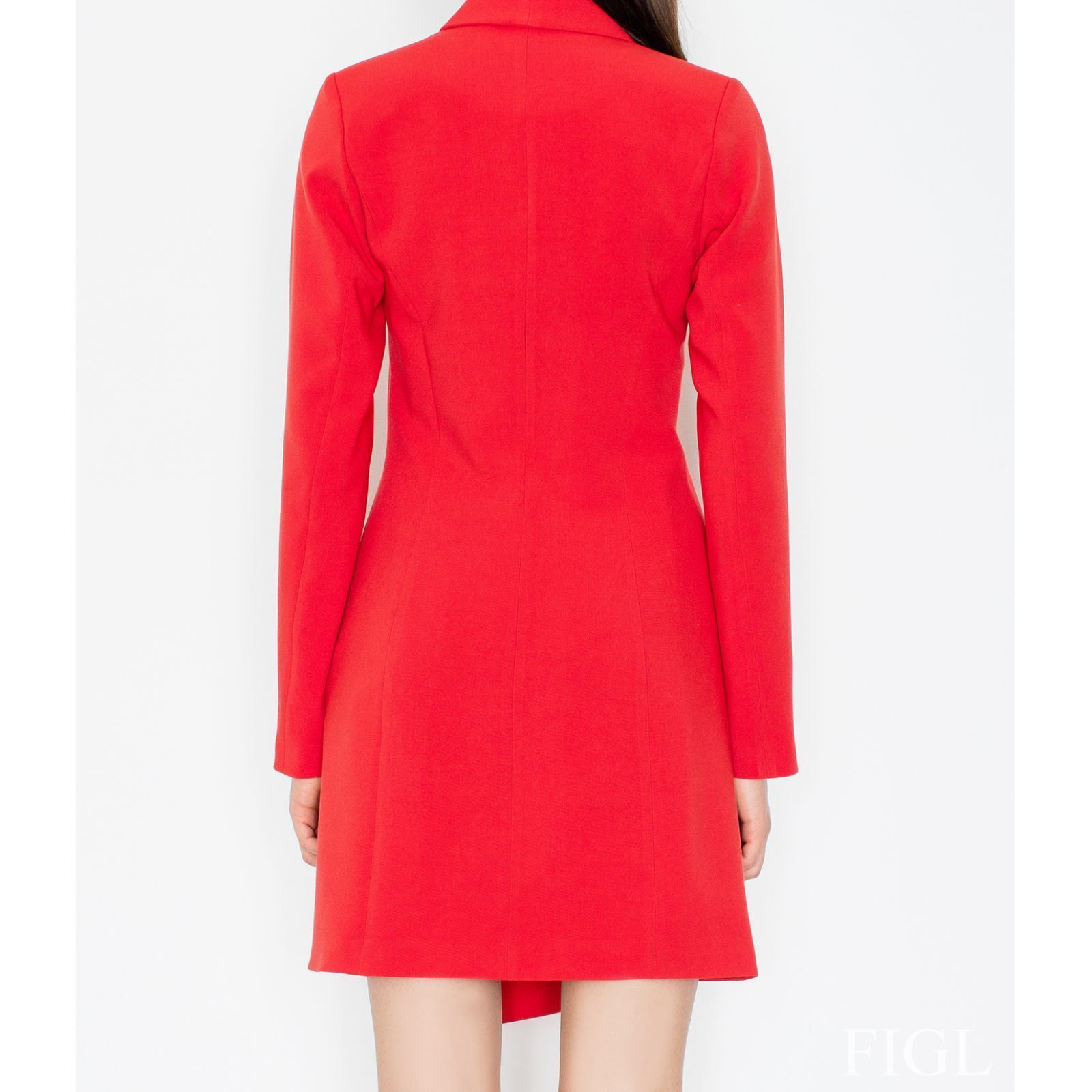 Figl Robe Portefeuille Rouge Brandalley