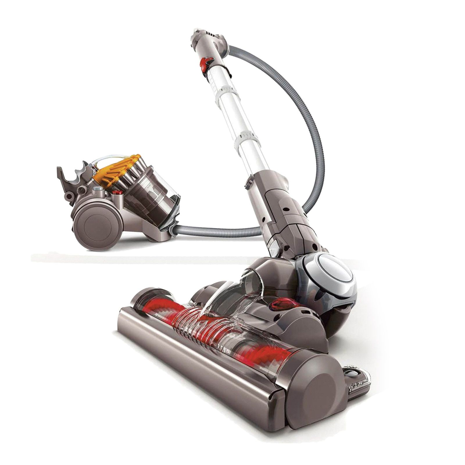 dyson dyson dc - aspirateur traineau sans sac - 23 animal pro
