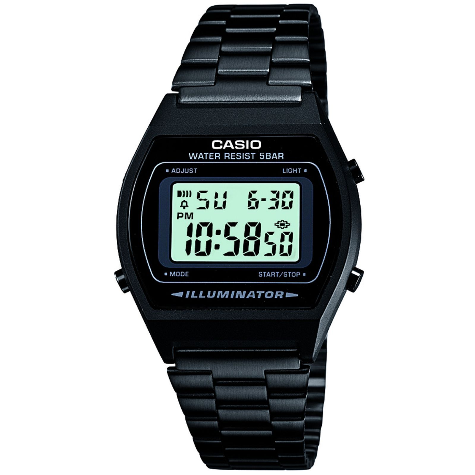 montre casio 5 bar