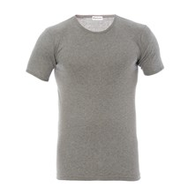 T-shirt - gris chiné