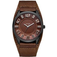 Montre bracelet cuir - marron