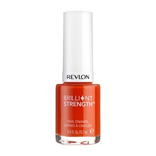 Vernis à Ongles Brilliant StrengthTM 130 Inflame - orange
