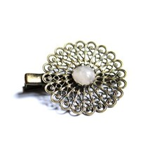 Arabesque Quartz - Barrette - rose