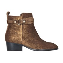 Angel - Bottines - en cuir or