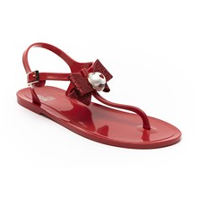 Tongs - rouges