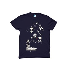 Kongfather - T-shirt - bleu marine