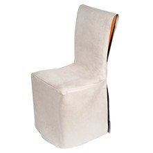 Montana - Housse de chaise ajustable - naturel