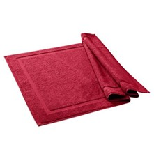 City Rouge - Tapis de bain - 60 x 90 cm