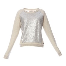 Francoise - Sweat - gris clair
