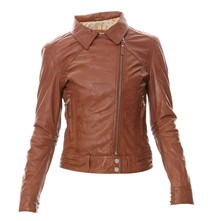 Glass - Veste - noisette
