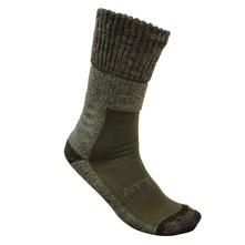 Chaussettes thermoactives - gris chine