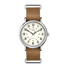 The Weekender - Montre - Marron