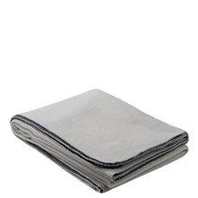 Cocoon Gris Anthracite - Plaid - bicolore