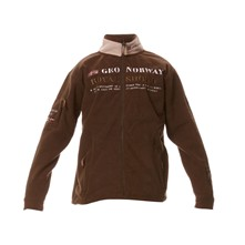 Veste polaire - marron