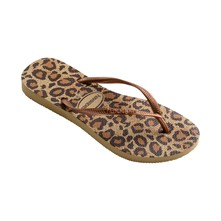 Slim Animals - Infradito - beige