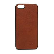 Coque Iphone 5 - Marron Vintage