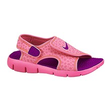 Sunray Adjust 4 (GS) - Sandales - rose