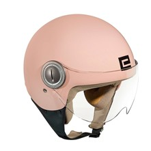 Pastel Vogue - Casque moto jet