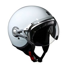 Freeway - Casque moto jet - blanc