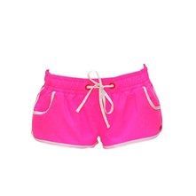 Waikiki Tenney - Short de plage - rose
