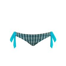 Cocoloco Tie Side - Bas de maillot - turquoise