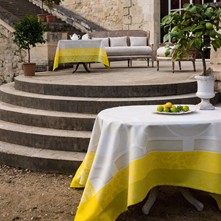 Jardin royal Sable - Nappe - sable