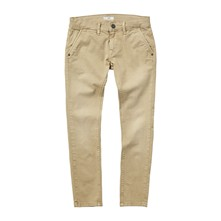 Blueburn - Pantalon slim chino - beige