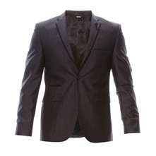 Veste de costume - anthracite