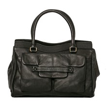 Oria - Sac shopping - noir