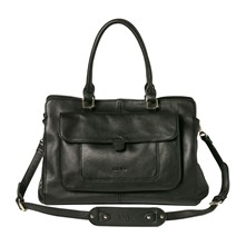 Eryn - Sac shopping - noir