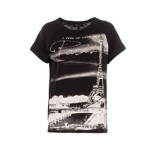Dparis - T-shirt - noir