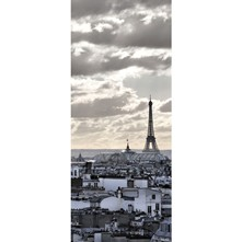 Toits de Paris - Sticker - gris