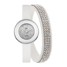 Go Girl Only - Montre analogique - blanc