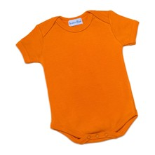 Body manches courtes - orange