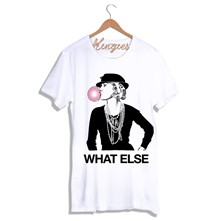 WHAT ELSE - T-shirt - blanc
