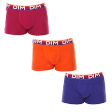 Color Full - Lot de 3 boxers - tricolore