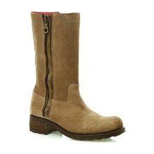 Kiss - Bottes - taupe