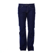 Kingston - Jean droit - denim bleu